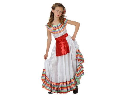 Imagen de librolandia  disfraz de sevillana para niña, talla 7  9 años 69130
