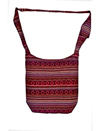 Gaurapakhi Rajasthani Collection And Ethnic Cotton Handmade Handbag With Multicolor For Women's - B07D7HKJ28