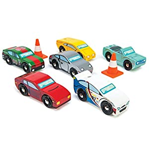 Le Toy Van - Coche de juguete Cars , Modelos/colores Surtidos, 1 Unidad