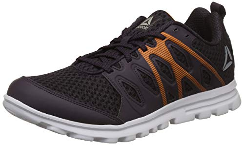 Reebok Men's Smoky Volcano/Nacho Running Shoes-9 UK/India (43 EU)(10 US)(Arcade Runner Xtreme Lp)
