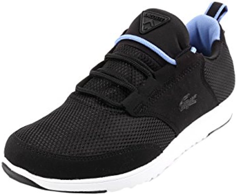 Lacoste L.ight 216 1 SPW Black 2018 Letztes Modell  Mode Schuhe Billig Online-Verkauf