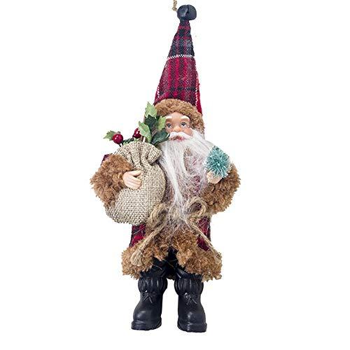 Zoom IMG-2 aheadad christmas santa claus doll