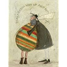 Remembering When We First Met par Toft, Sam -Imprimé beaux-arts sur toile - Petit (72 x 96 cms)