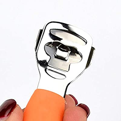 joyliveCY Dead Skin Remover Cutter Shaver Pedicure Foot Tool