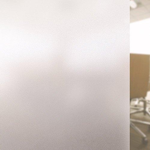 comprare on line Rabbitgoo Pellicola Privacy Pellicola Smerigliata Per Finestre Vetri-Autoadesive,Anti-UV,Controllo di Calore,Privacy Per Ufficio Bagno Camera da Letto Sala di Riunione44.5cm x 200cm prezzo