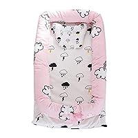 TEALP Multifunctional Baby Nest, Newborn Baby Lounger, Animals(0-24 Months)