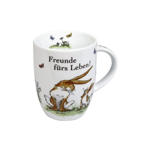 "Becher ""Freunde fürs Leben"""