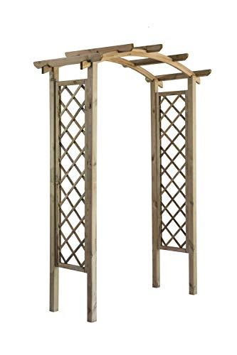 Pergola Arcade arche de jardin en bois