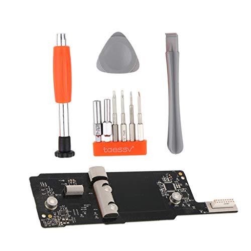 FLAMEER Ein / Aus Schalter PCB Power Module Board Ersatz Für Xbox One S Slim W/Tool - Nintendo-ds-tool-kit
