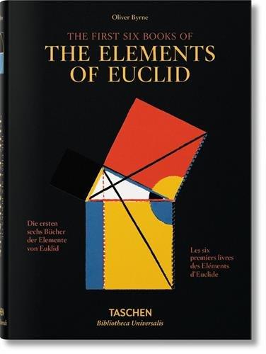BU-Byrne, Six Books of Euclid par Werner Oechslin