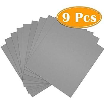 3x Grit 5000 Wet /& Dry Sandpaper P5000 Waterproof Sanding Sheet FINE Sand Paper