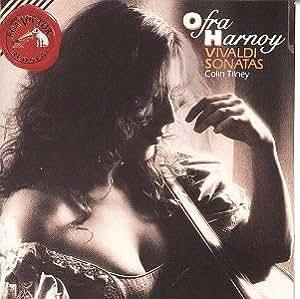 Vivaldi: 6 Cello Sonatas Op.14 by Ofra Harnoy, Colin Tilney, Mihai Tetel [Music CD]