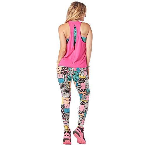 Zumba Fitness® Women's Sexy Open Back Breathable