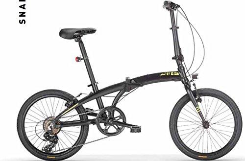 MBM S N A P, Bici Pieghevole Unisex - Adulto,...