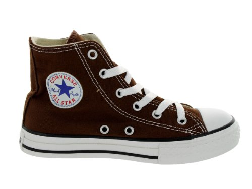 Converse Chuck Taylor All Star Hi, Chuck Taylor Hi Canvas Seasonal mixte adulte Marron