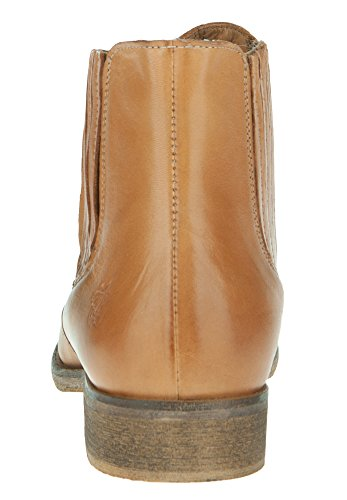 APPLE OF EDEN Damen Stiefelette PHOEBE Cognac