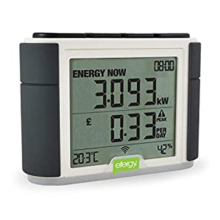 Efergy Technologies ELITE CLASSIC 4.0 In-Home Energy Monitor