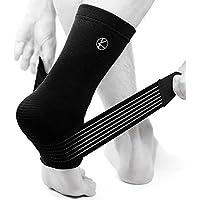 Fußbandage für Achillessehnenentzündung, Supinationstrauma, Stabilisierung, Fersensporn, Fußgewölbe etc., verringert... preisvergleich bei billige-tabletten.eu