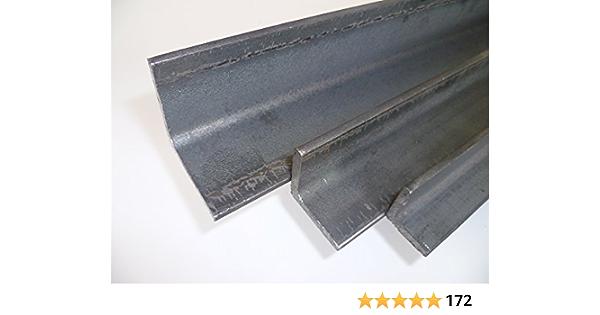 0//-3 mm Quadratrohr ST37 schwarz roh Hohlprofil Rohstahl B/&T Metall Stahl Vierkantrohr 30 x 30 x 2 mm in L/ängen /à 2000 mm