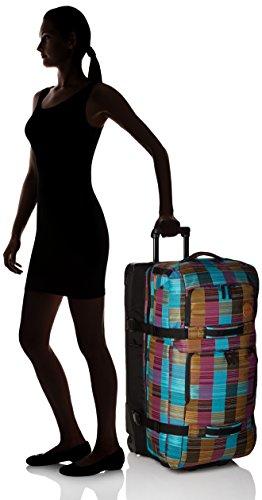 Dakine Borsone da viaggio, da donna, a rotelle, 85 l Multicolore - Libby