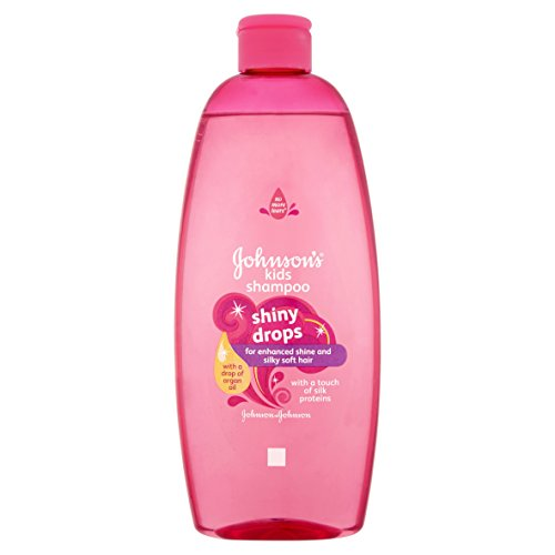 Johnson 's Baby Kinder Glänzend Drops Shampoo