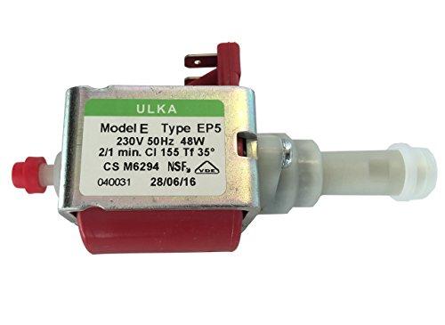 Ulka, Pompa dell'Acqua, Modello E Type EP548Watt–Originale