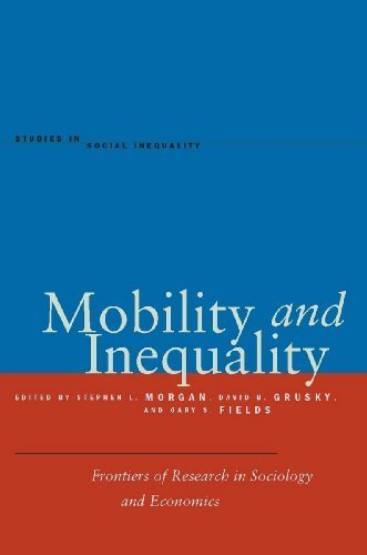 Mobility and Inequality: Frontiers of Research in Sociology and Economics (Studies in Social Inequality) (2011-06-06)