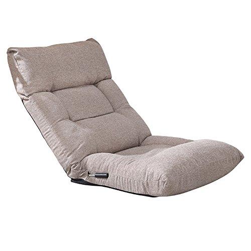 JIE KE Faule Sofa Faltbare Sofa Pull Rod Faul Kissen Dorm Zimmer Computer Stuhl Bett Rückenlehne...