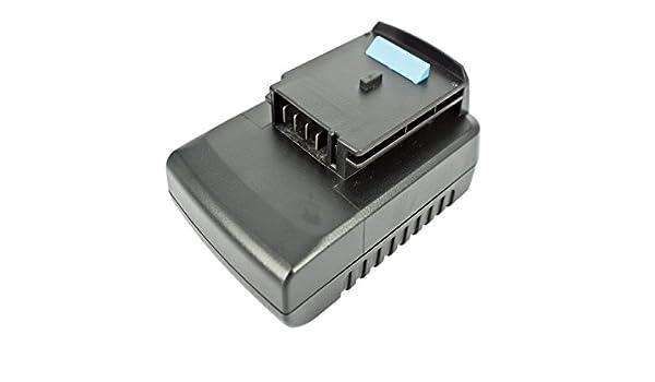hp186/F4lk HP188/F4LBK hp188/F4lk A1118L lst1018 PowerSmart/® 18/V Li-Ion batterie pour Black /& Decker hp186/F4lbk hp188/F4l