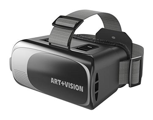 Art + Vision Virtual Reality VR Headset 3D-Brille, funktioniert mit Allen Smartphones 11,9cm-6