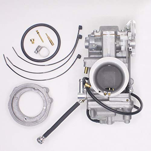 Generic Vergaser für Micuni-Typ HSR TM42-6 42 mm Harley Evo Evolution Twin Cam