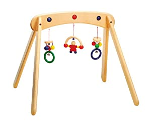 1493 Musina (Wooden Baby Gym) - Selecta Wooden Toys/Selecta Spielzeug from Selecta Spielzeug