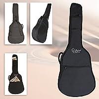 CollectorGuitar Gitarrentasche Gigbag gefüttert/gepolstert für Konzertgitarre / Klassikgitarre in 3/4 Größe