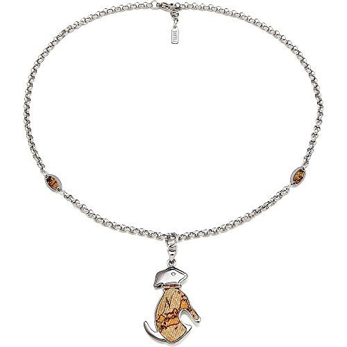 collana donna gioielli Prima classe offerta classico cod. JPC M700/184