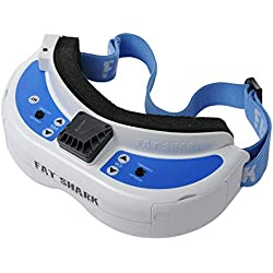 Fat Shark Dominator V3 Modular FPV Headset by Fat Shark