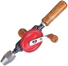 Impact Imhdm14 Hand Drill Machine 1/4 (Red)