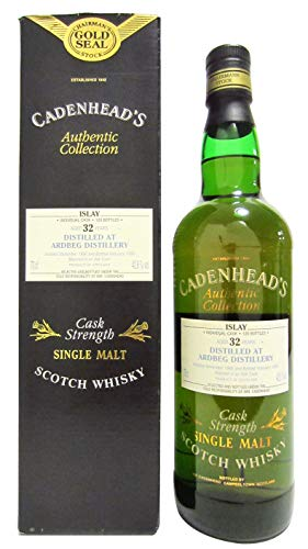 Ardbeg - Cadenheads Authentic Collection Single Cask - 1966 32 year old Whisky