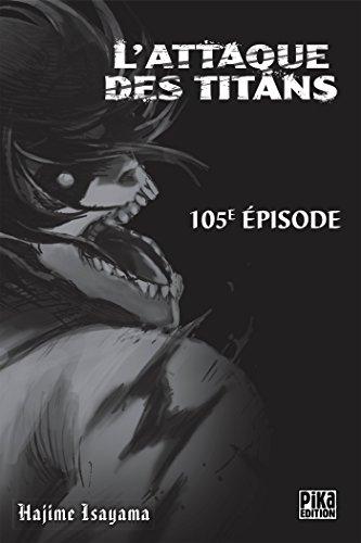 L'Attaque des Titans Chapitre 105 par Hajime Isayama