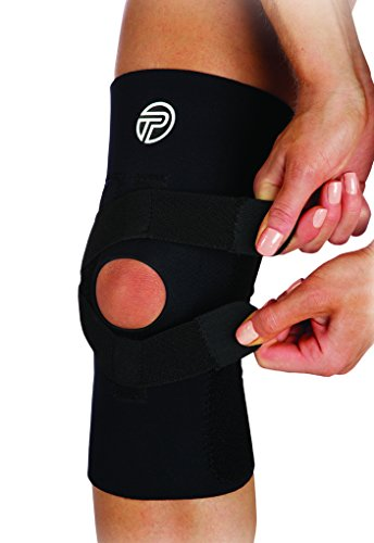 Pro-Tec Athletics klein j-lat seitliche subluxation Unterstützung für rechtes Knie -