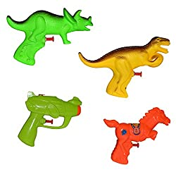 Toyzstation Animal Water Guns Combo For Holi Festival