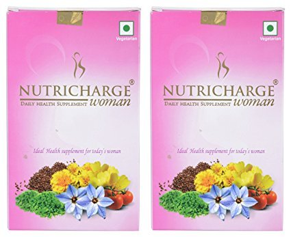 Nutricharge Daily Health Supplement For Women, 30 Tablets (Pack Of...