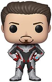 POP! Avengers End Game (Infinity War 2) - Tony Stark in Team Suit Pop Bobblehead Figure