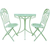 Royalcraft Romance Balcony Green 2 Seater Set
