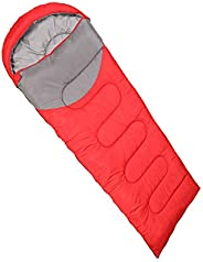 Charhoden SQ-108-R TXZ-0114 stitchable Envelope Sleeping Bag - Outdoor camping summer camping sleeping bag Red