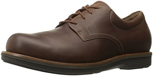 Dansko Mens Josh Oxford Brown Pull Up