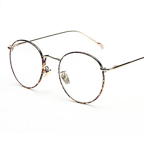 seleziona per ultimo ultime versioni prezzo più basso Unisex Ovale Montatura Occhiali da Vista, Alxcio Neutral ...