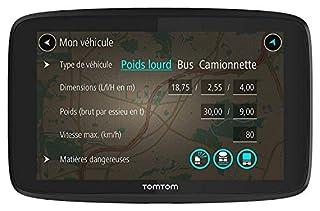 TomTom GO Professional 520 (5 pouces) - GPS Poids Lourds - Cartographie Europe 48 et Trafic à Vie (via Smartphone) (B0716K1RP5) | Amazon Products