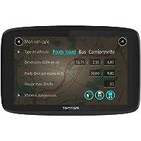 TomTom GO Professional 520 (5 pouces) - GPS Poids Lourds - Cartographie Europe 48 et Trafic à Vie (via Smartphone)