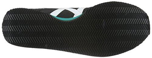 Onitsuka Tiger Unisex-Erwachsene Sakurada Sneaker Schwarz/Weiß
