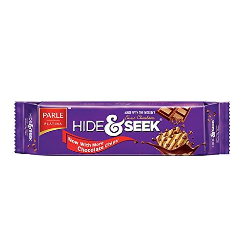 Parle Hide and Seek Biscuit, 120g 41Mv0 eaFUL